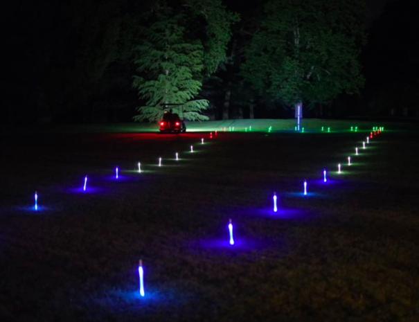MIG - Golf de nuit