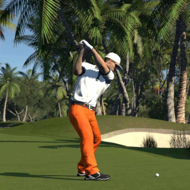 Golf Réalité virtuelle