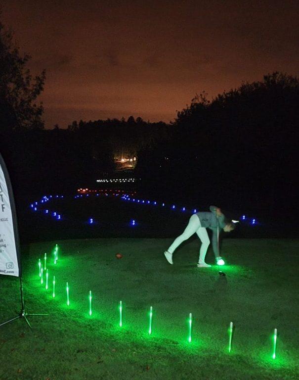 golf de nuit