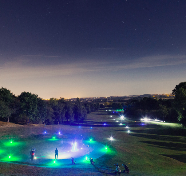 Golf de nuit Make it Golf
