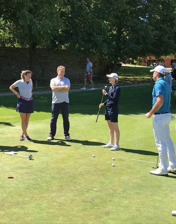 GICQUEL MIG golf