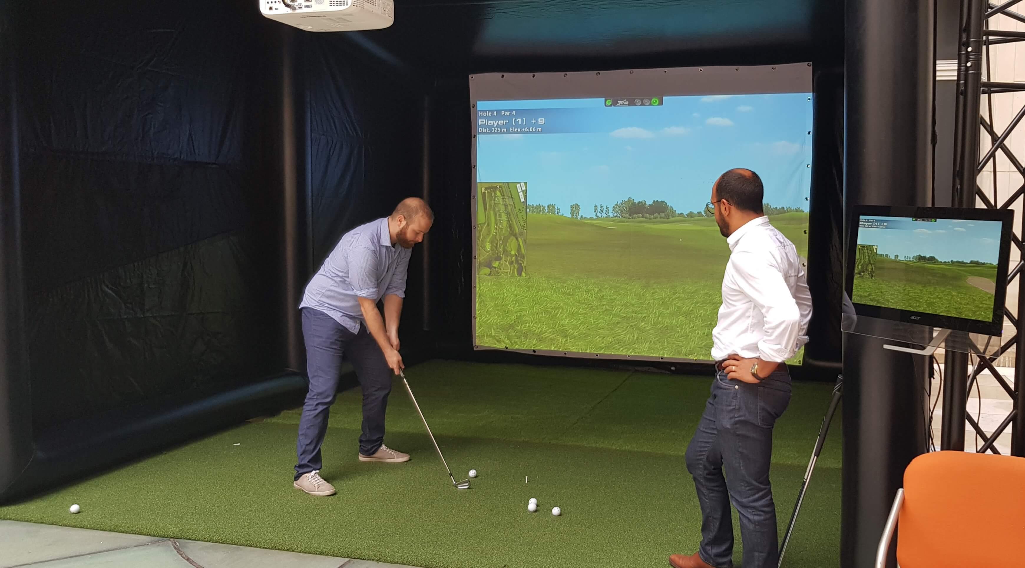 Golf MAKE IT GOLF Simulateur
