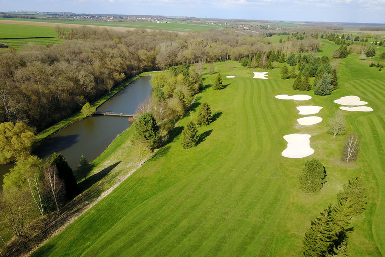 MAKE IT GOLF-golf de la Vaucouleurs