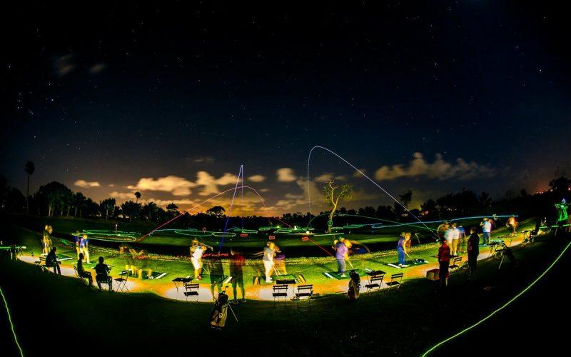 Golf night